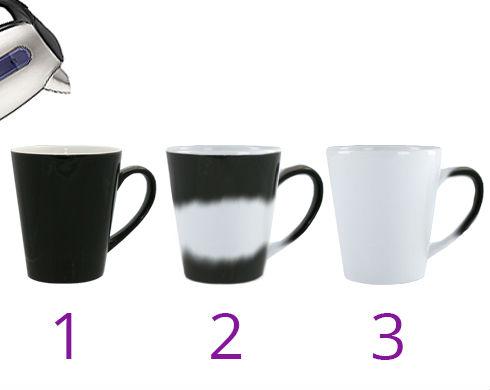 zweifarbige tasse entwerfen sie ihr eigenes t shirt oder. Black Bedroom Furniture Sets. Home Design Ideas